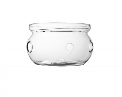 Verona Tea Warmer Single walled Glass