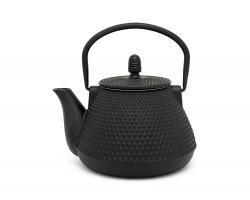 Teapot Wuhan 1.0L cast iron black