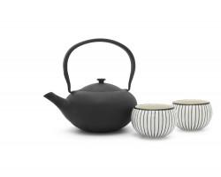 Gift set Shanxi with 2 porcelain mugs
