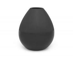 Vase Como large stoneware matt/shiny