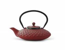 Teapot Xilin 0.8L, red