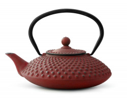 Teapot Xilin 1.25L, red