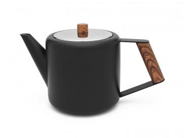 Teapot Duet Design Boston 1.1L matt black