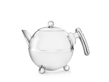 Teapot Bella Ronde 0.75L chrom. fitt.