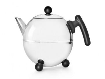 Teapot Bella Ronde Black 1.5 liter