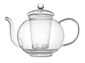 Verona Single walled Teapot Glass 1,5L