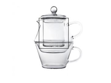 Tea filter for Tea for one Portofino 1467