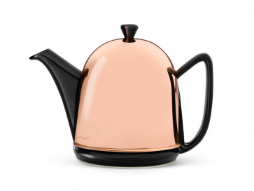 Teapot Cosy Manto Copper Black 1.0 liter