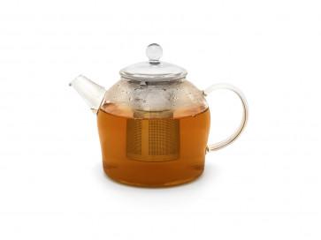 Glass Minuet Santhee teapot 0.5L + filter