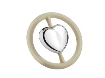 Teething ring Heart sp B90