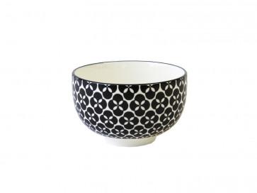 Tea bowl Pucheng 152004 flowers / uni