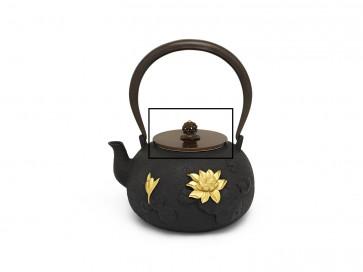 Lid + knob Pure Lotus 153002
