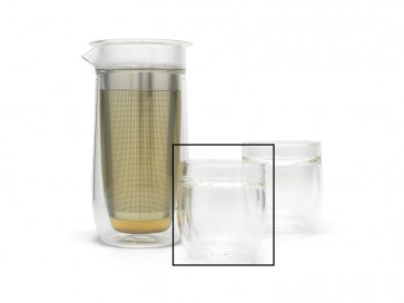 Glass for tea set Siena 165000