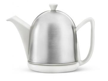 Teapot Cosy Manto 1.0L white, matt