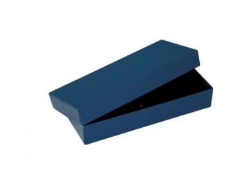 Geschenkdoos pennen blauw (170x70x30)
