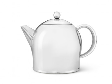 Teapot Minuet Santhee Metal 1.4 liter