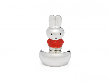 Tooth box Miffy 65 year silver colour