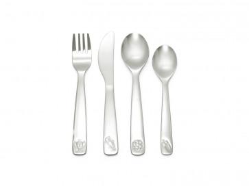 Children's cutlery 4-pcs Football