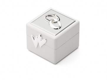 Wedding ring box with icon sp./laq.