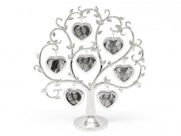 Family Tree Heart 2x 7 photos sp/l