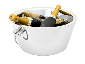 Champagne bowl double walled