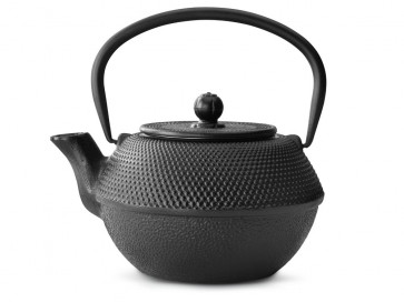 Teapot Jang 1.1L cast iron black