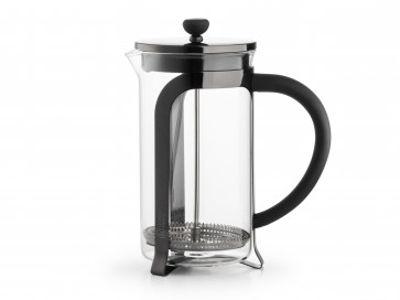 Coffee maker Shiny Black 1,0L