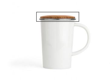 Lid tea mug Bamboo B0012