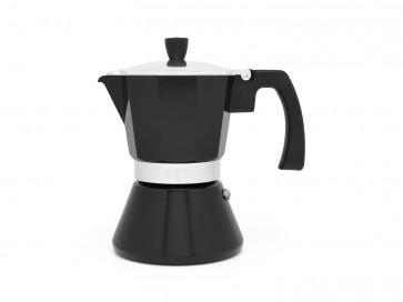 Espresso maker Tivoli 6 cups black