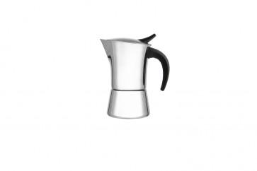 Espresso maker Ancona 6 cups s/s