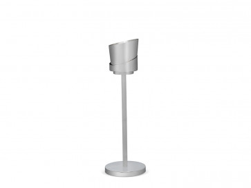 Champagne cooler with stand