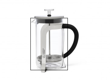 Glass coffee & tea maker Shiny LV117013