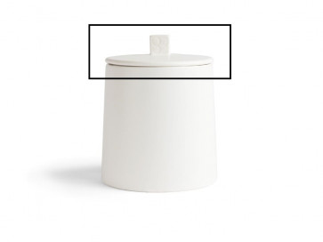 Lid with silicone ring for storage container Lund LD011W
