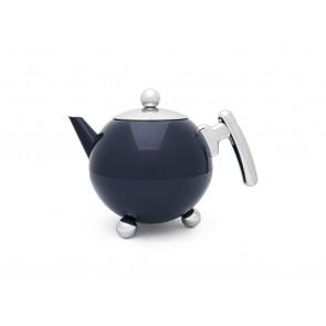 Teapot Bella Ronde 1.2L Oxford Blue