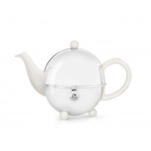 Teapot Cosy 0.5L, spring white