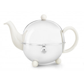 Teapot Cosy 0.9L, spring white