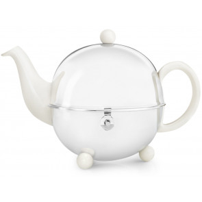 Teapot Cosy 1.3L, spring white