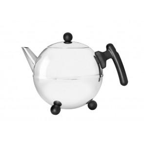 Teapot Bella Ronde black 1.2 litre