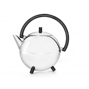 Teapot Saturn Black 1.2 liter