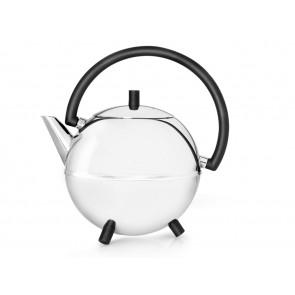 Teapot Saturn 1.2L. black fittings