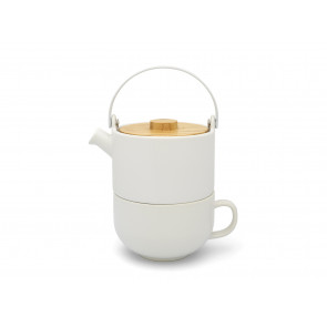 Tea for one Umea white 500ml