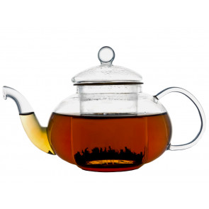 Verona single-walled glass teapot 0.5L