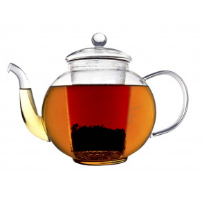 Teapot Verona 1,5L single walled glass
