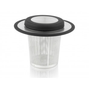 Tea filter with stand