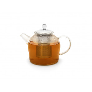 Glass Minuet Santhee teapot 0.5L + filter
