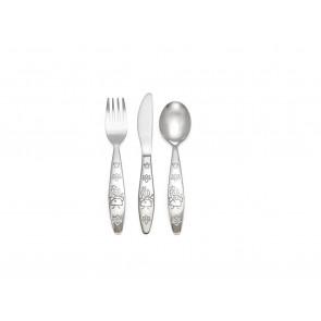Children's cutlery 3-pcs Princess