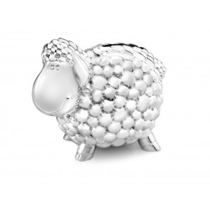 Money Box sheep (med.size) sp./lacq.