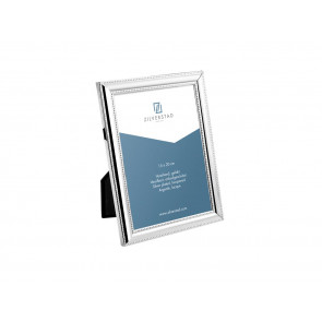 Photo frame Pearl 15x20cm sp./lacq.