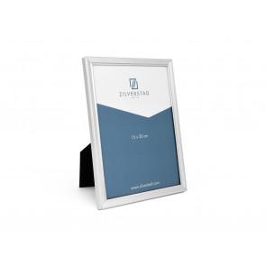 Photo frame Pearl, narrow edge, 15x20cm sp./lacq.