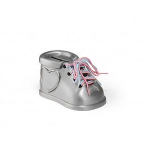 Money Box Shoe matt lacquer